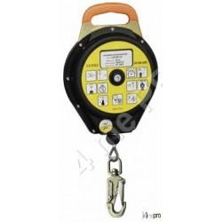 Antichute à rappel automatique à câble 10m - EN 360