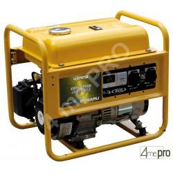 Groupe électrogène à essence monophasé Challenger 4000 AVR