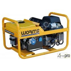 Groupe électrogène à essence monophasé Leader 12500 XL 21 DE  - 10,6 kW