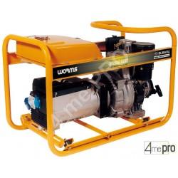 Groupe électrogène diesel monophasé Master 6010 DXL 15 DEMC - 5,15 kW