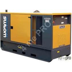 Groupe électrogène diesel Silentstar 80 T PK