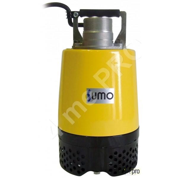 Pompe électrique submersibles Sumo BTR 400 S pour eaux chargées