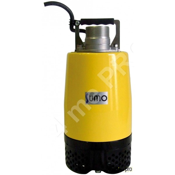 Pompe électrique submersible Sumo BTR 750 S pour eaux chargées