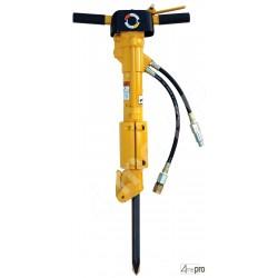 Marteau piqueur hydraulique 21,5 kg