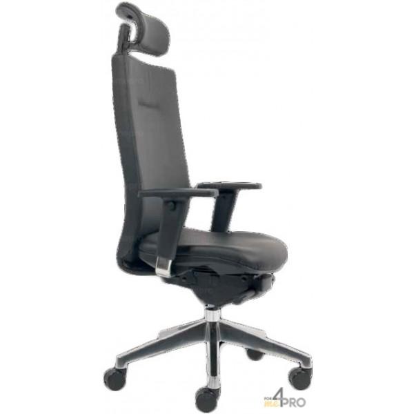 4mepro-fauteuil Synchrone Avec Têtière Bodhi