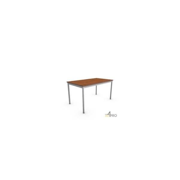 4mepro-table De Réunion Confort 140 X 80 Cm