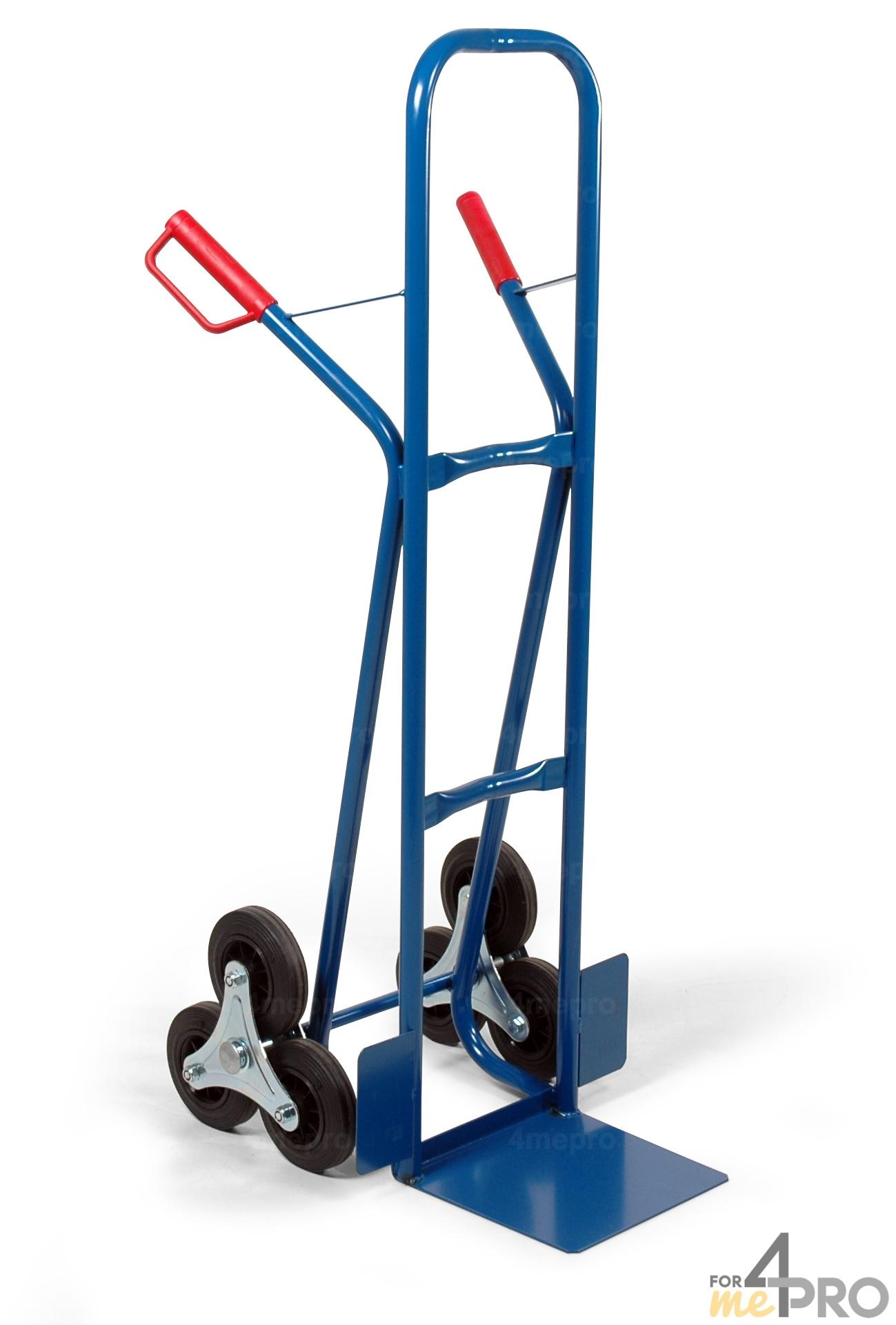 diable monte escalier acier soud 200 kg roues pleines. Black Bedroom Furniture Sets. Home Design Ideas
