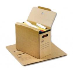 Boite à archives A4 pour dossier suspendu 32,5 x 16 x 27,7 cm