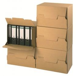 Container pour boite à archives A4 42,6 x 32,4 x 30 cm