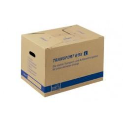 Caisse de transport L pour boites à archives