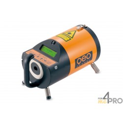 Pack confort pour laser de canalisation automatique