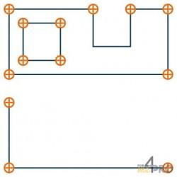 Cable USB pour curvimètre digital