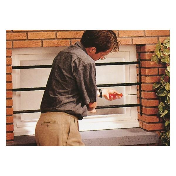Grille De Défense 99 à 188cm Pour Fenêtre De 13 à 26 Cm De Haut