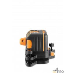 Laser rotatif manuel vertical et horizontal Geo Fennel FL 30