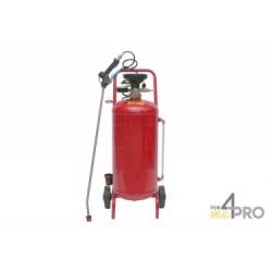 Pulverisateur Spray-matic 24 l acier peint