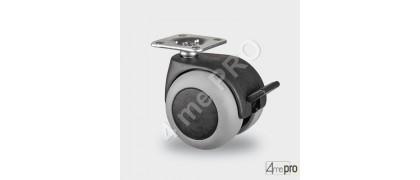 Roulettes pour meubles - 4mepro
