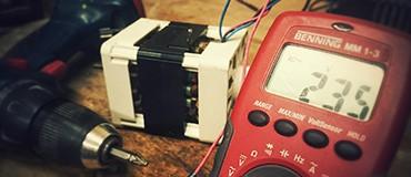 Appareils de mesure électroniques