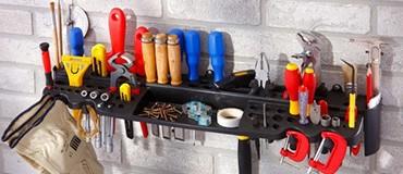 Porte outils et porte rouleaux