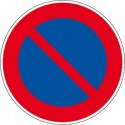 Panneau d'interdiction