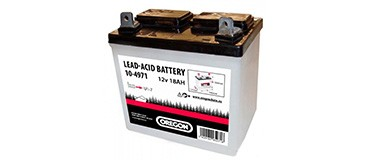 Batteries et bougies d'allumage