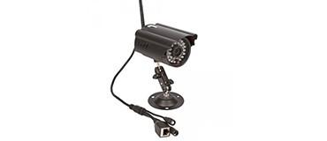 Caméras de surveillance pour fermes d'élevage