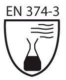 Pictogramme norme EN 374-3