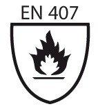 Pictogramme norme EN 407