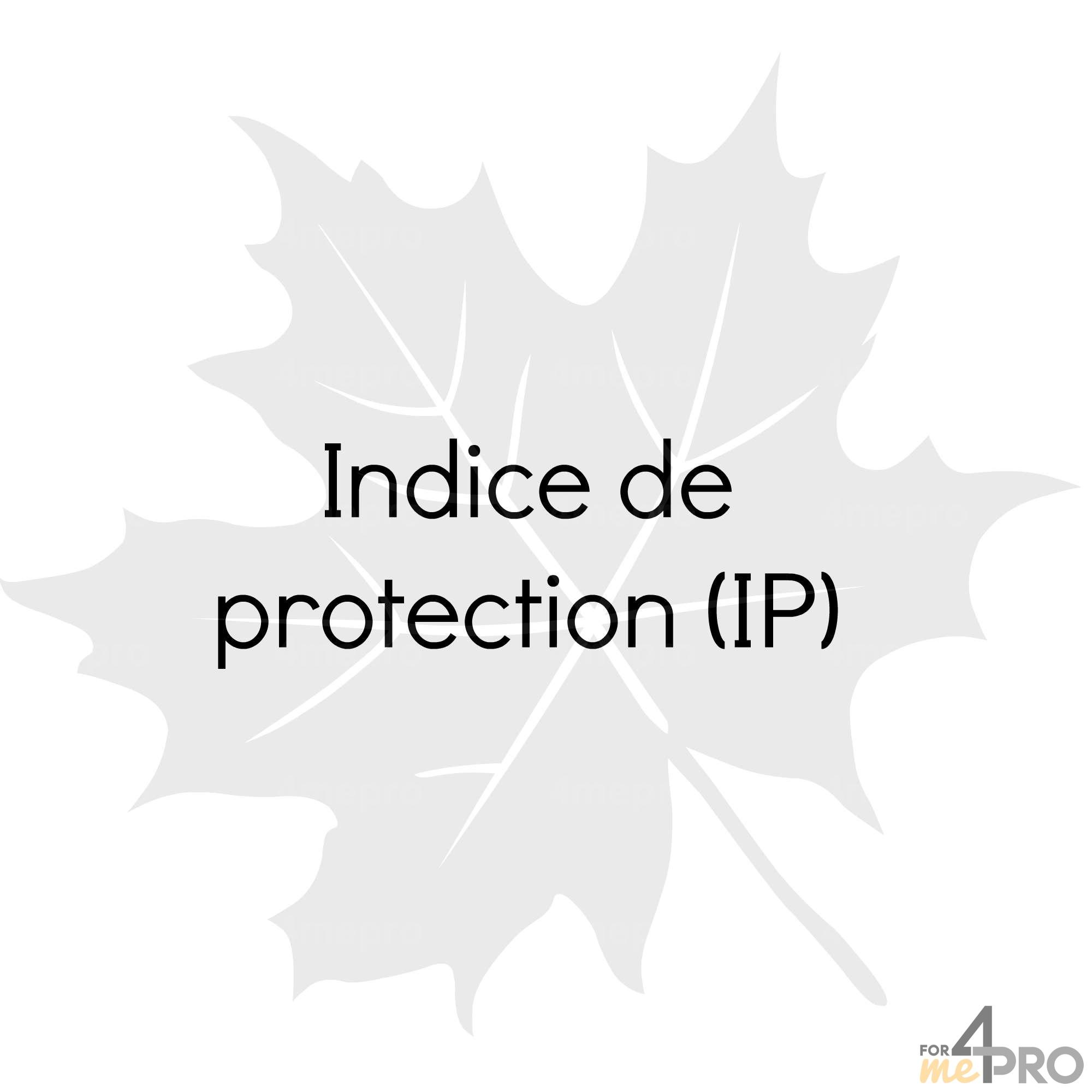 Indice de protection (IP) - Normes de sécurité
