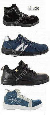 Plusieurs chaussures de sécurité