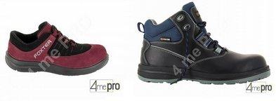 chaussures de sécurité pour femmes et pour hommes