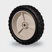 roue de tondeuse pneumatique